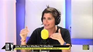 "Low Winter Sun After Show Season 1 Episode 4 ""Catacombs"" 