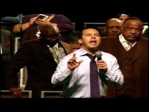 Pastor Samuel Rodriguez Preaching at COGIC Leadership Conference 2017!