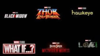 Marvel Cinematic Universe MCU Phase 4 upcoming movies review
