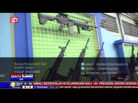 "Live Streaming Prime Time Talk ""Manuver Gatot Soal Senjata Api"""