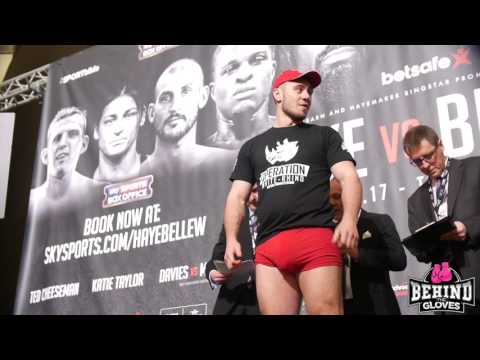 Thumbnail: FUNNY!! DAVE ALLEN PUTS A SOCK IN IT IN WEIGH IN WITH DAVID HOWE