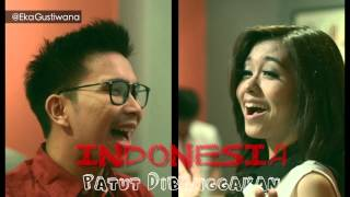 Musikal Untuk Indonesia - #AyoBergerak! - Eka Gustiwana feat Nadya Rafika & Michel Benhard