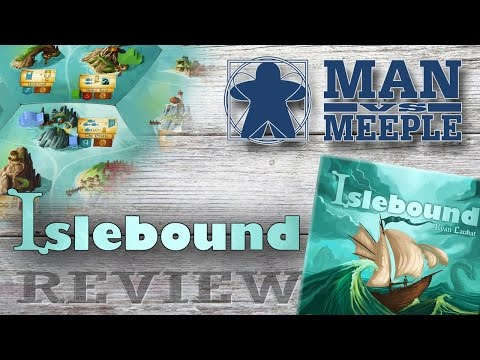 Islebound (Red Raven Games) Review by Man Vs Meeple