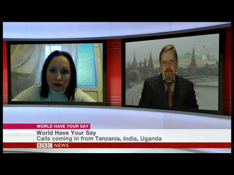 BBC World Have Your Say: Missing MH370 & Russians Have Their