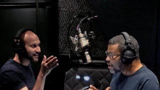 WATCH Jordan Peele and Keegan-Michael Key Improvise Songs for Toy Story 4 (Exclusive)