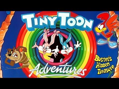 Tiny Toon Adventures: Busters Hidden Treasure (Sega Mega Drive) [012]