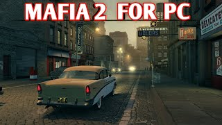 Mafia 2 PC game | Download, Gameplay and Review | No survey | Hindi HD