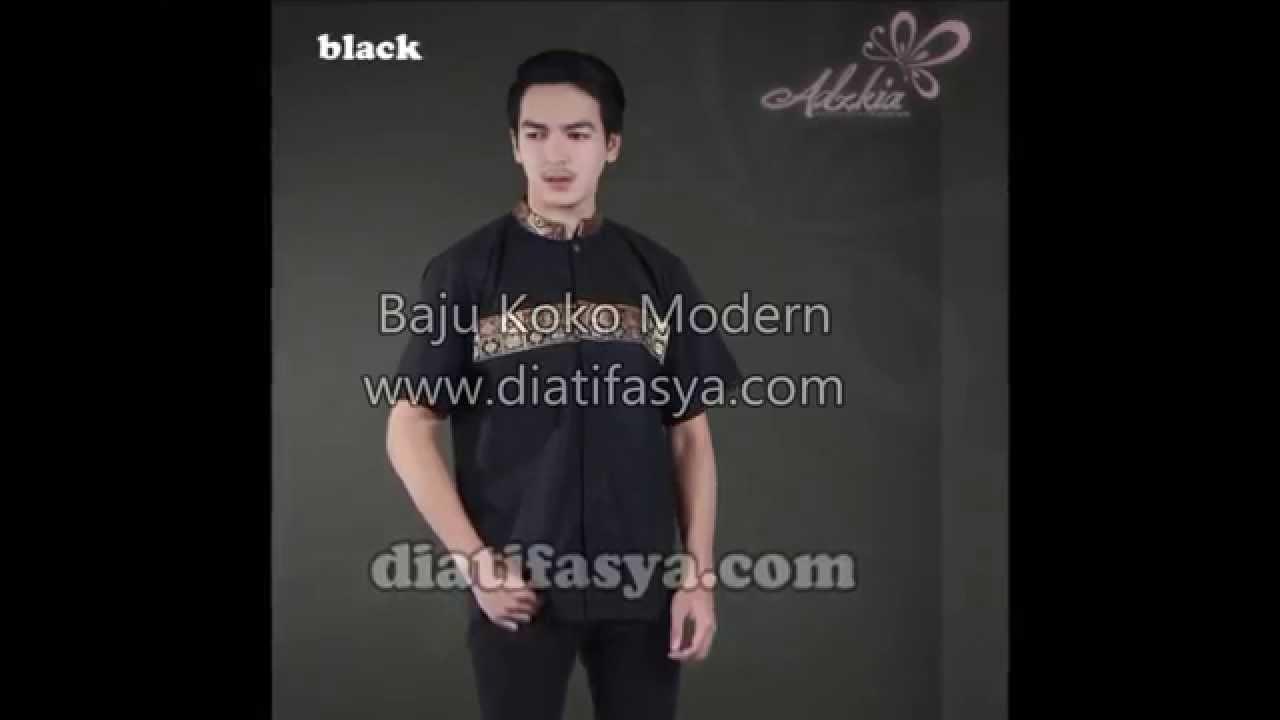 Baju Koko Modern Terbaru 2015 Model Baju Koko Modern Lengan Pendek