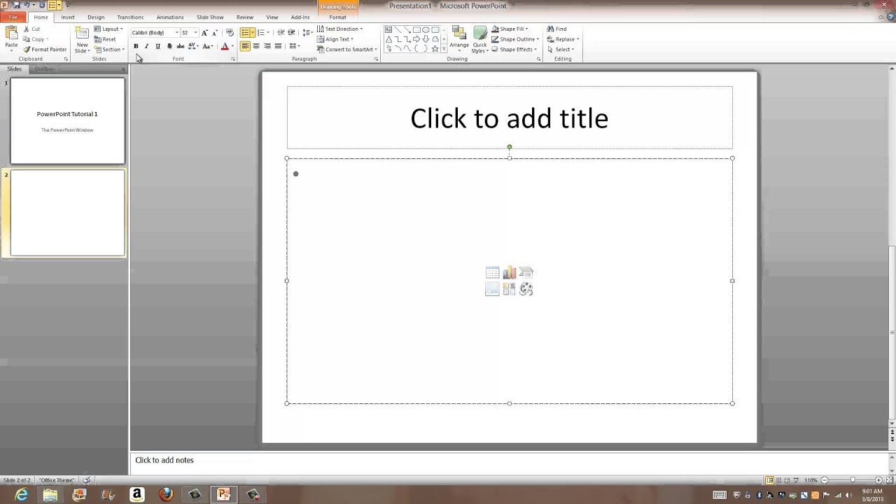 How To Download Powerpoint Templates From Microsoft