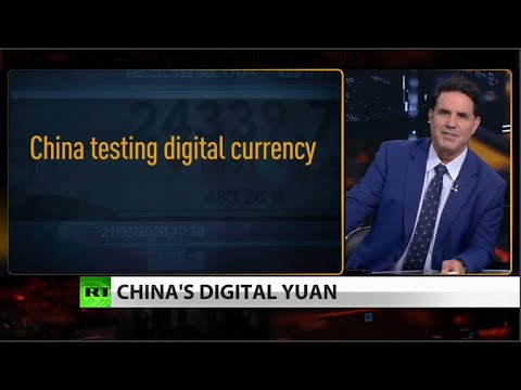 China and cryptocurrency 2020