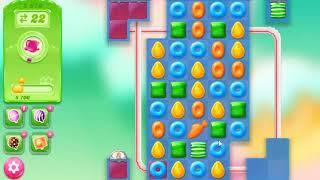 Candy Crush Jelly Saga Level 3610 ★★★