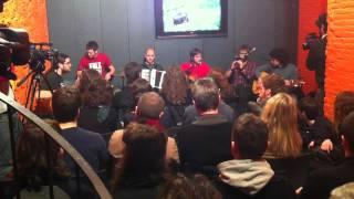 Ebri Knight, presentació del seu CD a l'Espai Vilaweb