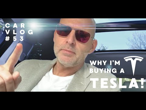 Why I'm Buying a TESLA! – Collaborating with NU – Car vlog #53