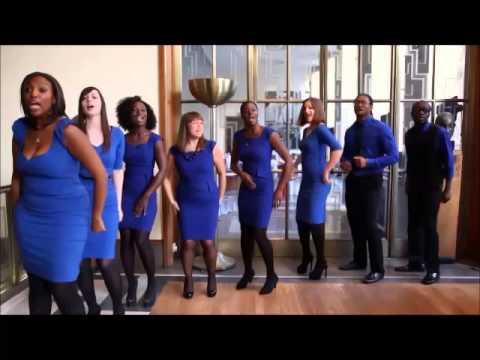 Gospel Choir   My Love is Your Love