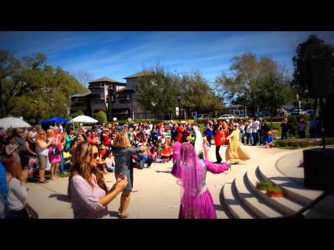 Nowruz Festival 2015 in Ormond Beach, FL - Iranian American Society of Daytona Beach