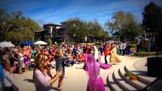 Nowruz Festival 2015 in Ormond Beach, FL - Iranian American Society of Daytona Beach Free HD Video