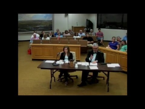 News Tribune - Cole County Candidate Forum 7.24.2018