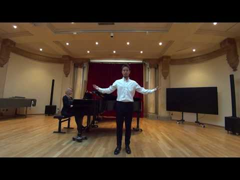"Countertenor SUNGHOON CHOI "" Son reo, l'error confesso"" by W.A .Mozart"