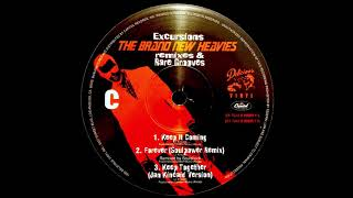 The Brand New Heavies / Forever ( Soulpower Remix )