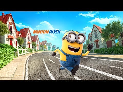 Minion Rush Moi Moche Et Méchant Le Jeu Applications Sur