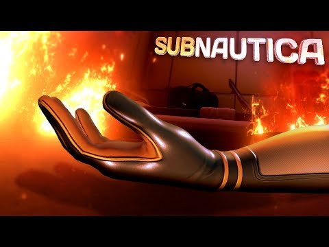 Subnautica - IT ALL CAME CRASHING DOWN.. Secrets Inside Aurora - Subnautica Full Release Gameplay