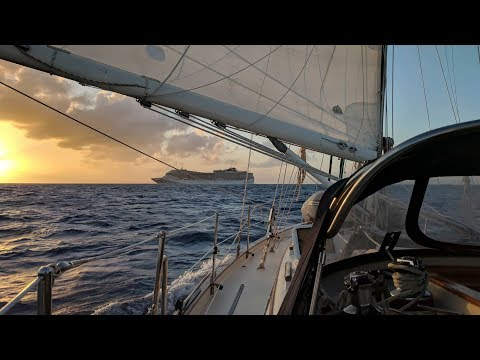 Sailing from Antigua to the San Blas - Feb 2018