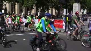 the spirit of the 2012 olympics lives on at prudential ridelondon