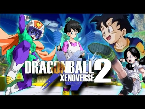 How To Make all Variations of Videl in dragon ball Xenoverse 2 |