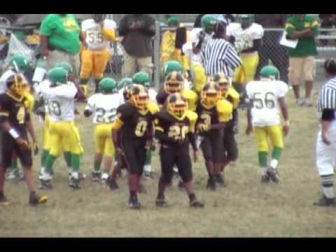 Broncos vs. Steelers (B-Team) Game Highlights (9-1...