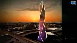 Невероятный небоскреб в Дубае.(Если вам нравятся небоскребы, то вам прямая дорога в Дубай, ведь именно в Дубае количество и разнообразие..., 2013-03-27T11:51:55.000Z)