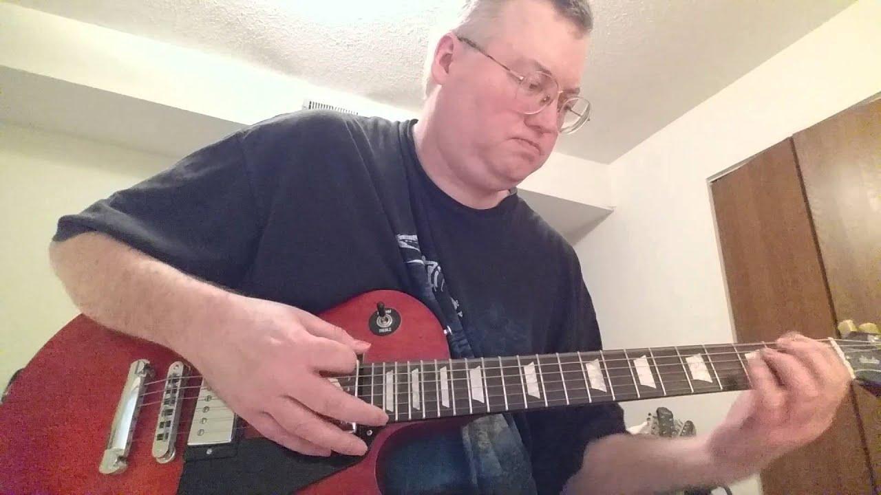 Bto Let It Ride Rhythm Guitar Youtube