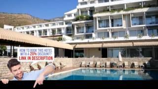 Hotel Palas, Petrovac na Moru, Montenegro HD review(, 2016-03-09T02:14:33.000Z)