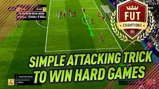 Video FIFA 18 YOU MUST LEARN THIS ATTACKING TRICK! EASY WAY TO TRICK OPPONENTS & SCORE GOALS download MP3, 3GP, MP4, WEBM, AVI, FLV Juni 2018