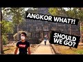 Secret side of Angkor Wat | Is it worth it?