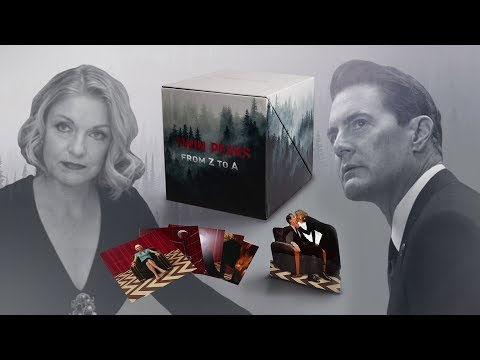 Twin Peaks 'From Z To A' Boxset (Unboxing / Review)