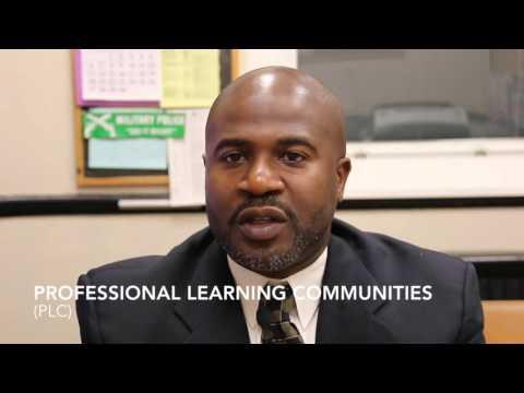 Professional Development at Grace Wilday Junior High School 2015 2016