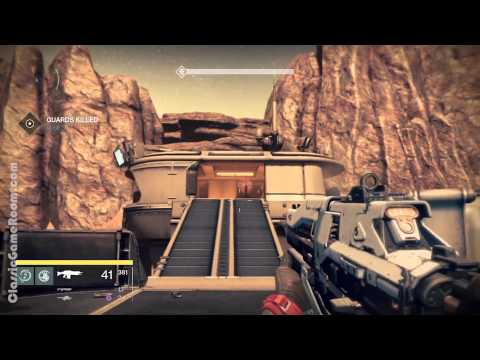 Classic Game Room - DESTINY review for PS3