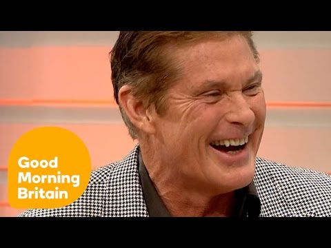 David Hasselhoff On Appearing In His Sixth Year Of Panto | Good Morning Britain