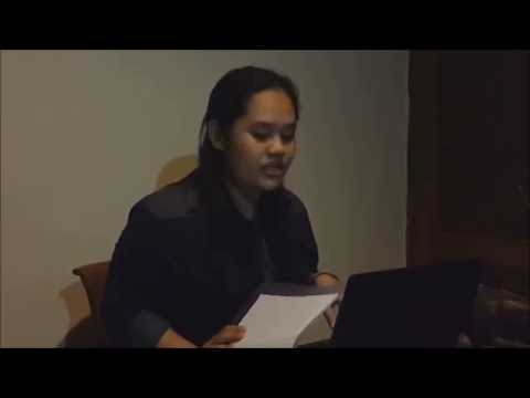 JOB INTERVIEW PRACTICE PART 1 (ENGLISH PROJECT)