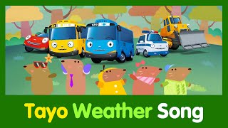 tayo song series 03 weather song