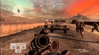 Oparation Flashpoint: Red River Kampagne Xbox 360 Gameplay