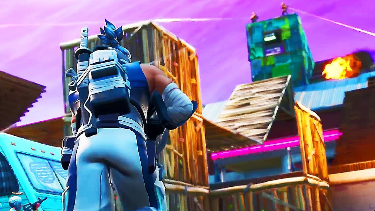 """FORTNITE """"Shadow Bomb"""" Gameplay-Trailer (2019) PS4 / Xbox One / PC + video"""