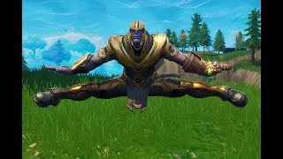 Thanos DELETES Fortnite