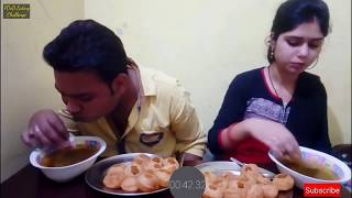 pani puri competition