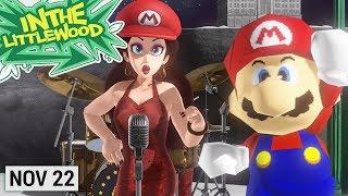Super Mario Odyssey - Dark Side Of The Moon + 100% Begins!