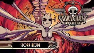 Skullgirls 2nd Encore: Double Story Mode Cutscenes (Voice Acting | No Fights)