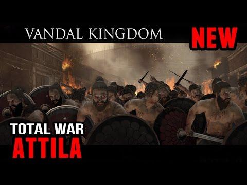 Total War: Attila - Vandals (Reveal) |