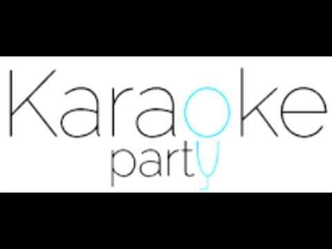 Junge versucht Karaoke zu singen :=))