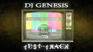 DJ Genesis - Test Track (original mix)