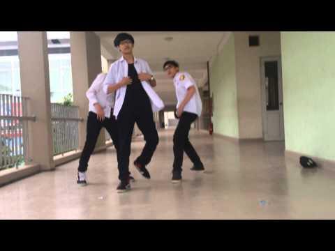Dance cover Boy in luv-BTS by 8a1 THCS Nam Từ Liêm-Hà Nội